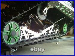 Procross 4th Wheel Kit 2012 Arctic Cat 800 Proclimb 4 Xf F1100t F1100 Xf800