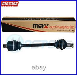 Rear Left / Right CV Joint Axle for Arctic Cat Wildcat 1000 4x4 2012 2013 2014