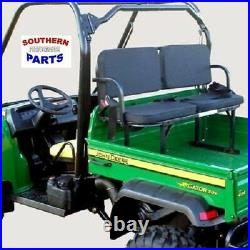 Rear Rumble Seat Kawasaki Mule Teryx Arctic Cat Textron Prowler Havoc Stampede