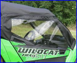 Soft DOOR Kit Arctic Cat WILDCAT Trail + Sport UTV New