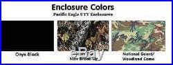 Soft Full DOOR Kit Arctic Cat PROWLER New UTV Enclosure 2 Colors