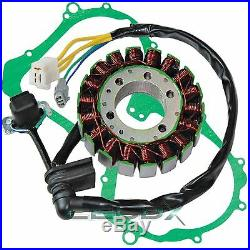 Stator & Gasket for Arctic Cat 300 2x4 4x4 1998 1999 2000 2001 2002 2003 2004
