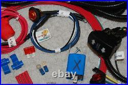 Sxs/utv Arctic Cat/Textron Prowler Stampede Wildcat LED Turn-Signal Kit withHORN