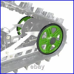 Team Arctic Cat Green Rear Idler Wheel Kit 8 12-18 137 141 153 162 6639-622