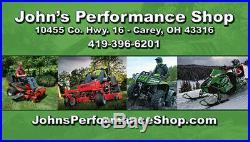 Textron Arctic Cat Steel Rear Bumper Black Wildcat Trail & Sport ONLY 1436-980