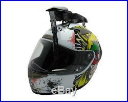 UVIA Helmet Visor Shield Wiper for VEGA CIRUS DUCATI ZPF ARCTIC CAT CAN-AM GATH